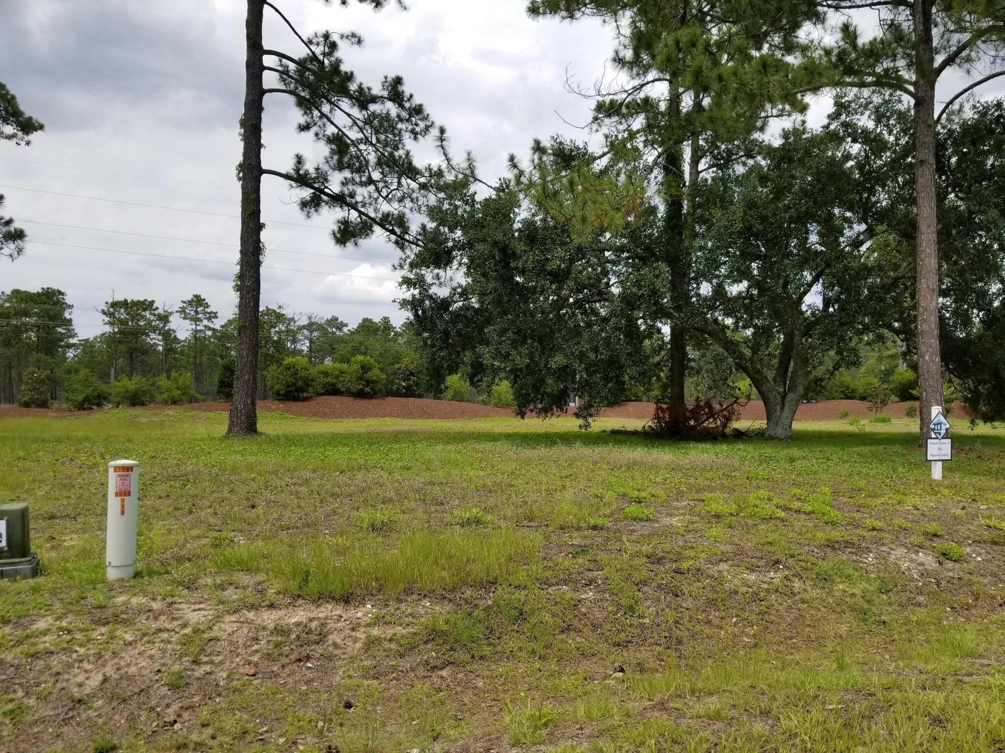 305 Seafarer Street, 100070141, Newport, Vacant Land / Lot,  for sale, Penny Smith, Realty World - First Coast Realty